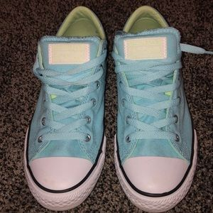 Juniors Converse All Star Sneakers Sz 5 Women's 9